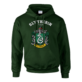Buzo Harry Potter Slytherin Team Quidditch