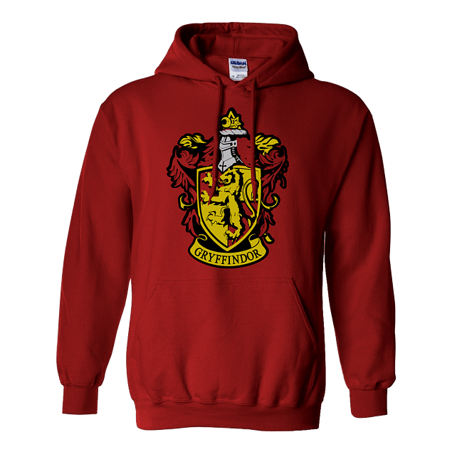 Buzo Harry Potter Gryffindor Escudo