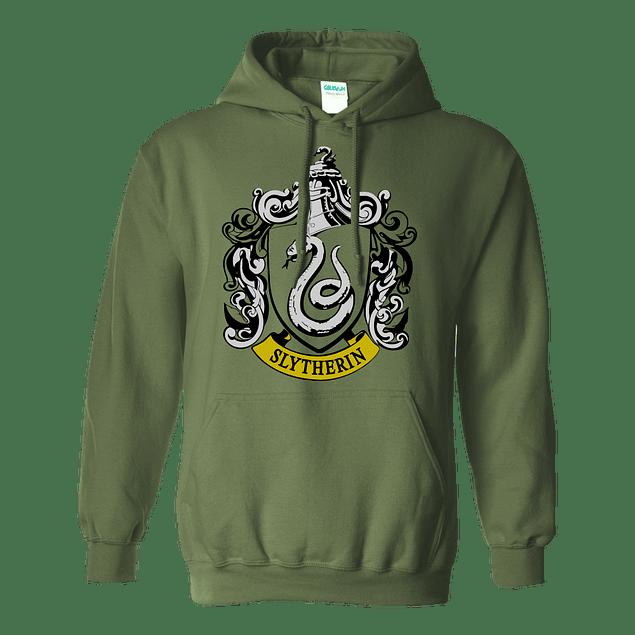 Buzo Harry Potter Slytherin Escudo