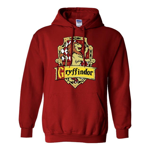 Buzo Harry Potter Gryffindor León