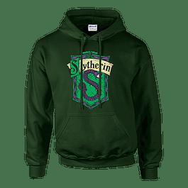 Buzo Harry Potter Slytherin Serpiente