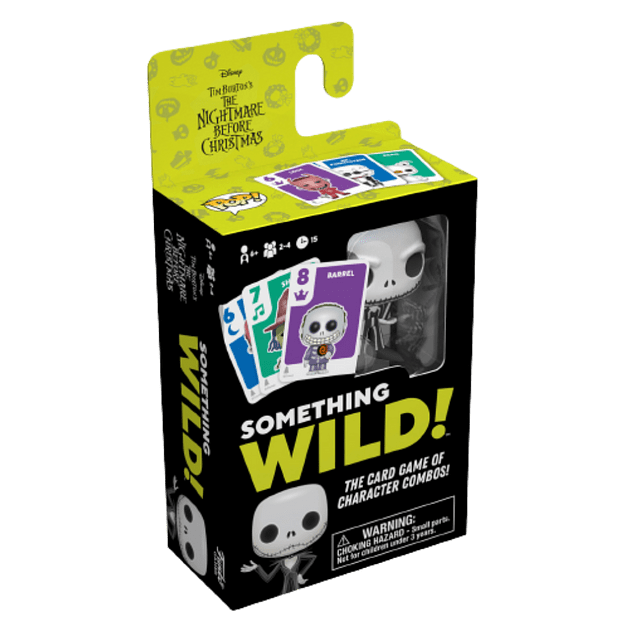 Funko Something Wild Nightmare Before Christmas