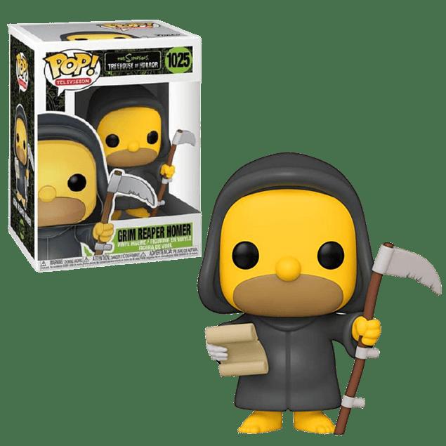 Grim Reaper Homer Funko Pop The Simpsons 1025