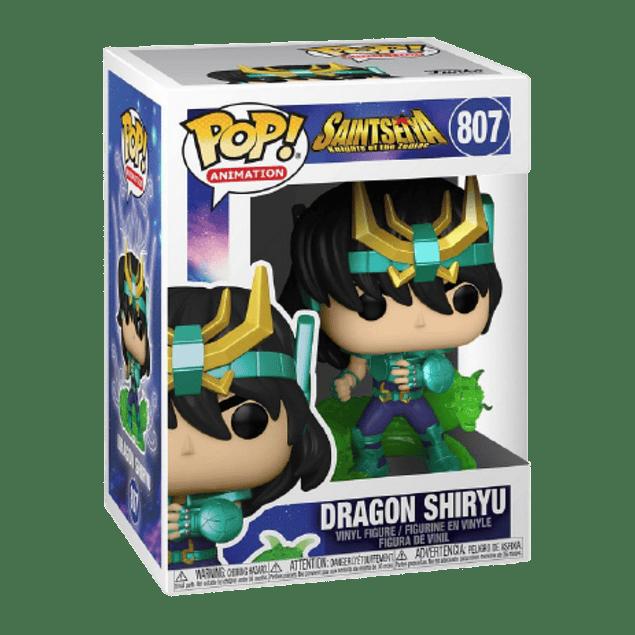 Dragon Shiryu Funko Pop Saint Seiya 807
