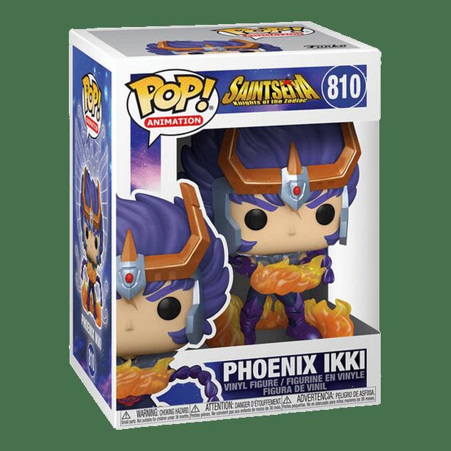Phoenix Ikki Funko Pop Saint Seiya 810