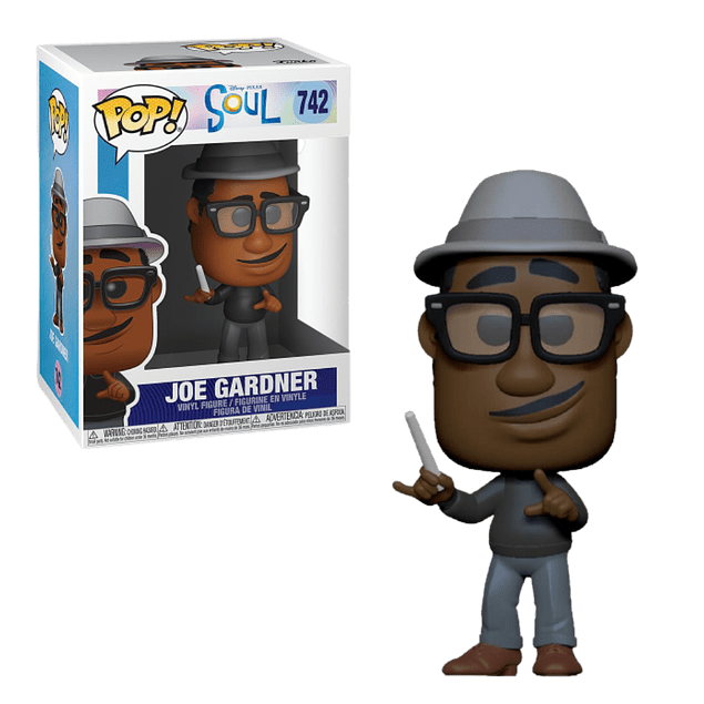 Joe Gardner Funko Pop Soul 742