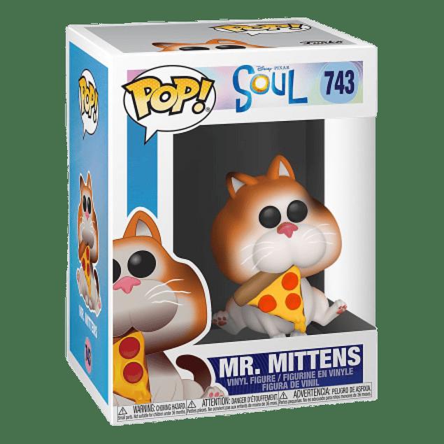 Mr Mittens Funko Pop Soul 743