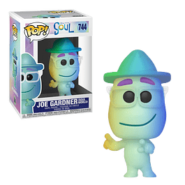 Joe Gardner Soul World Funko Pop Soul 744