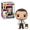 Narrator With Power Animal Funko Pop Fight Club 919 Chase