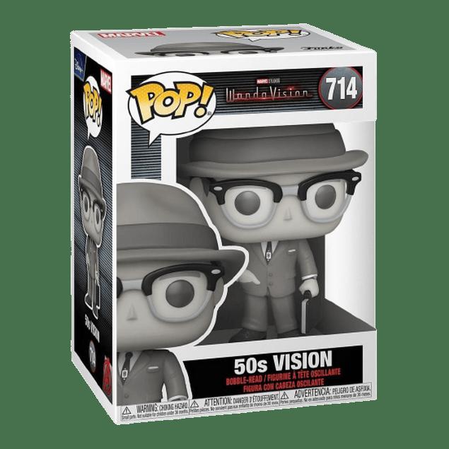 50s Vision Funko Pop WandaVision 714