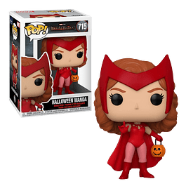 Halloween Wanda Funko Pop WandaVision 715