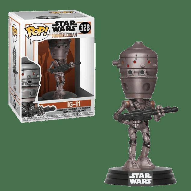 IG-11 Funko Pop The Mandalorian Star Wars 328