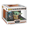 The Child With Egg Cannister Funko Pop The Mandalorian Star Wars 407