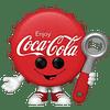 Coca-Cola Bottle Cap Funko Pop 79
