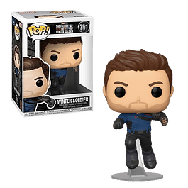 Winter Soldier Funko Pop The Falcon And The Winter Soldier 701