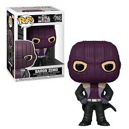 Baron Zemo Funko Pop The Falcon And The Winter Soldier 702