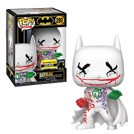 Batman The Joker Is Wild Funko Pop DC 292 EE
