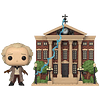 Doc With Clock Tower Funko Pop Back To The Future 15