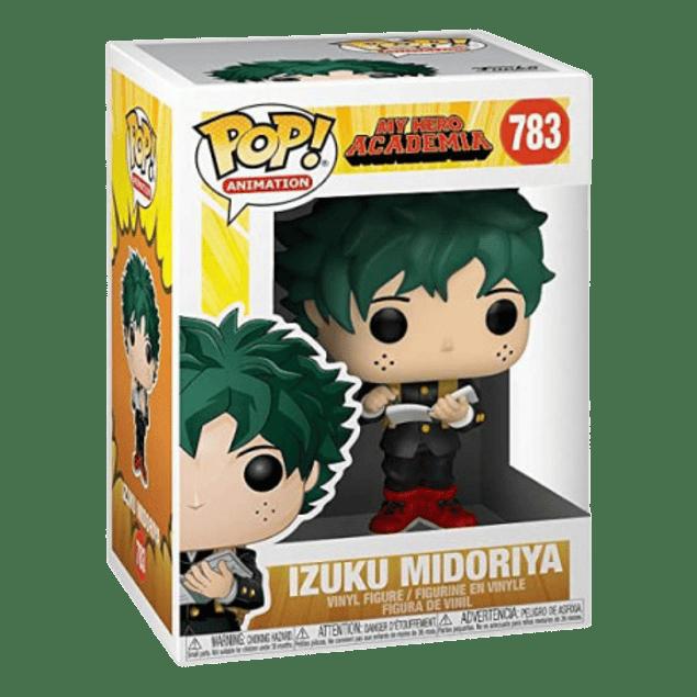 Izuku Midoriya Funko Pop My Hero Academia 783