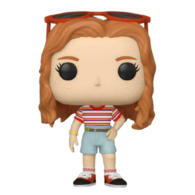 Max Funko Pop Stranger Things 806