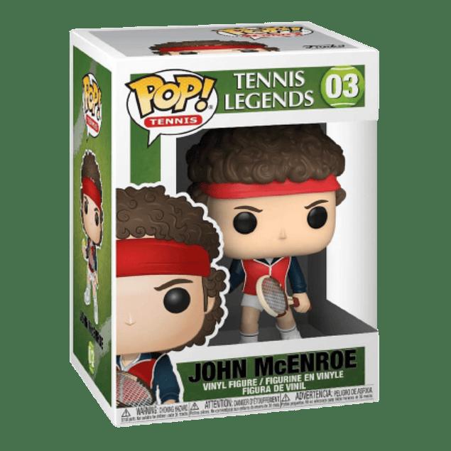 John McEnroe Funko Pop Tennis 03