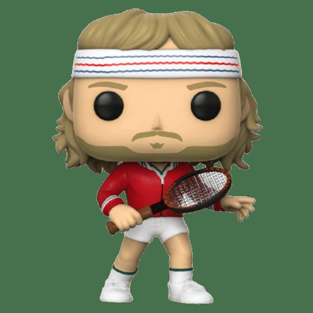 Bjorn Borg Funko Pop Tennis 04