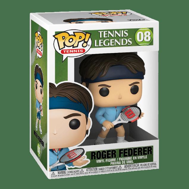 Roger Federer Funko Pop Tennis 08