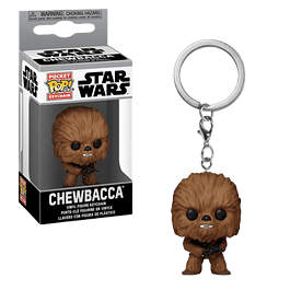 Chewbacca Llavero Funko Pop Star Wars