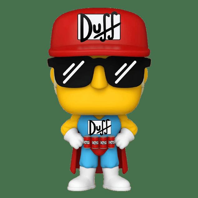 Duffman Funko Pop The Simpsons 902