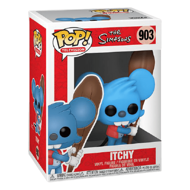Itchy Funko Pop The Simpsons 903