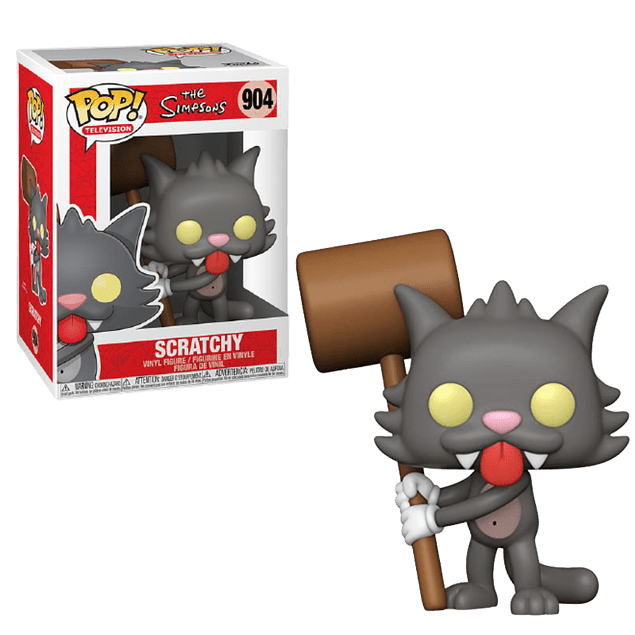 Scratchy Funko Pop The Simpsons 904