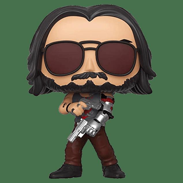 Johnny Silverhand Funko Pop Cyberpunk 2077 592 AE