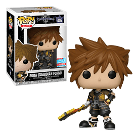 Sora Guardian Form Funko Pop Kingdom Hearts 405 NYCC 2018