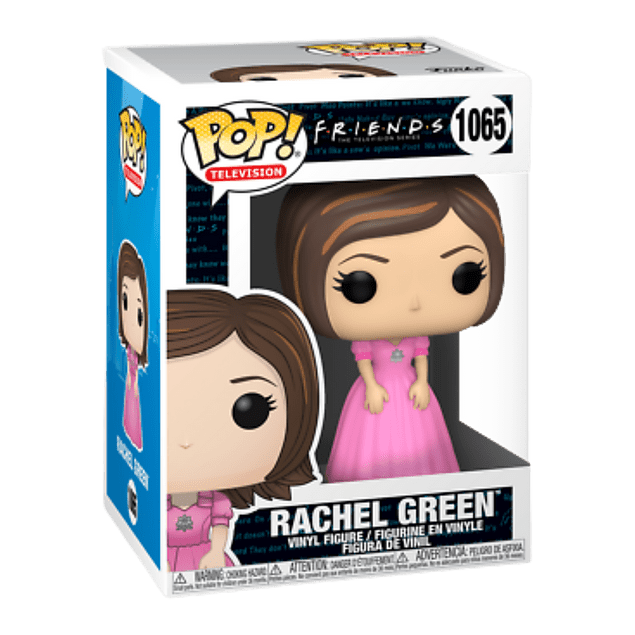 Rachel Green Funko Pop Friends 1065
