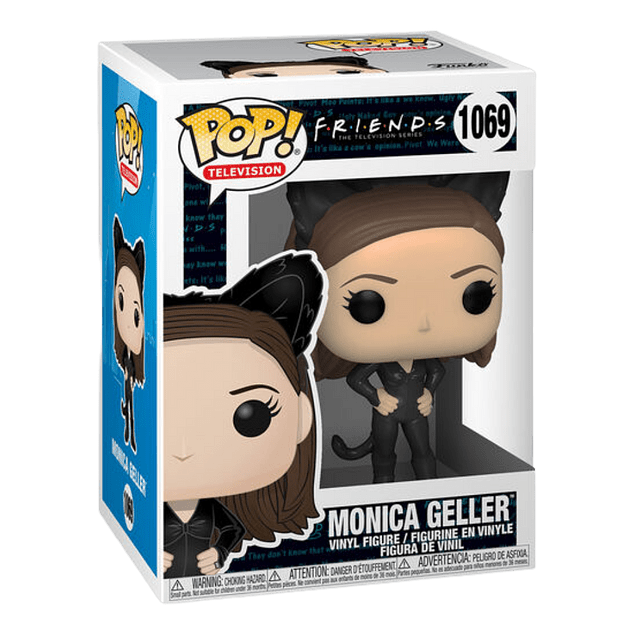 Monica Geller Funko Pop Friends 1069