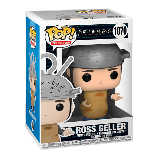 Ross Geller Funko Pop Friends 1070