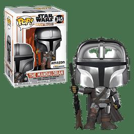 The Mandalorian Funko Pop Star Wars 345 Amazon