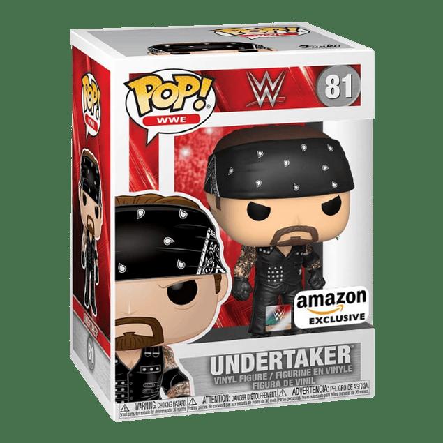 Undertaker Funko Pop WWE 81 Amazon