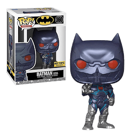 Batman Murder Machine Funko Pop 360 Hot Topic
