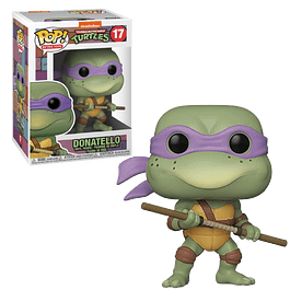 Donatello Funko Pop Teenage Mutant Ninja Turtles 17