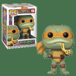 Michelangelo Funko Pop Teenage Mutant Ninja Turtles 18