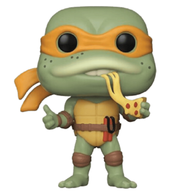 Michelangelo Funko Pop Teenage Mutant Ninja Turtles 18
