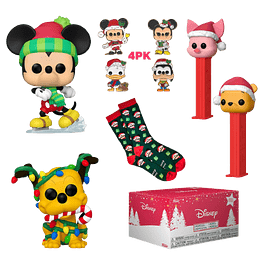 Funko Box Collector Disney Holiday