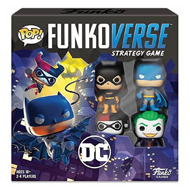 Batman Funkoverse Strategy Game DC Comics