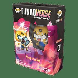 Aggretsuko Funkoverse Game Expansion