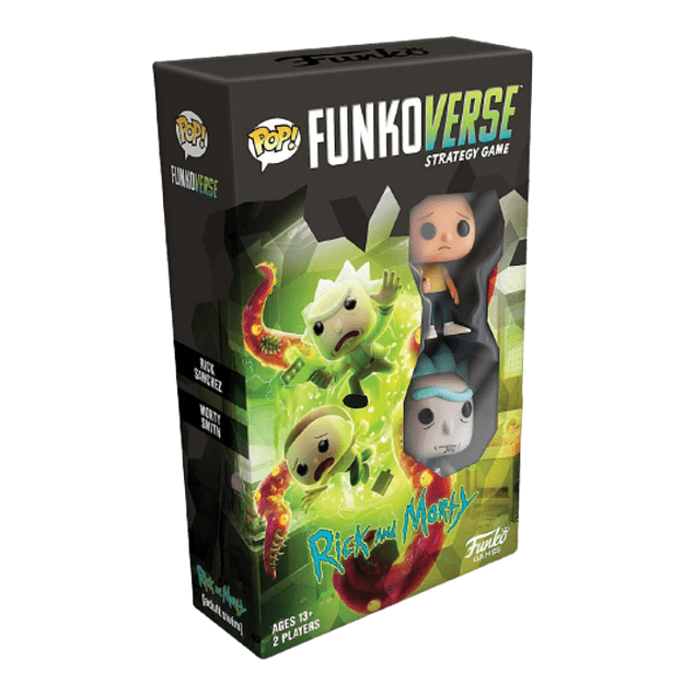 Rick And Morty Funkoverse Strategy Game