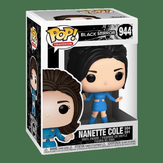 Nanette Cole Funko Pop Black Mirror 944