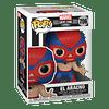 El Aracno Funko Pop Marvel Lucha Libre Edition 706