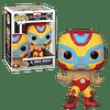 El Heroe Invicto Funko Pop Marvel Lucha Libre Edition 709
