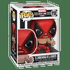 El Chimichanga de la Muerte Funko Pop Marvel Lucha Libre Edition 712